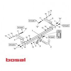 Bosal Carlig Remorcare Dacia Logan