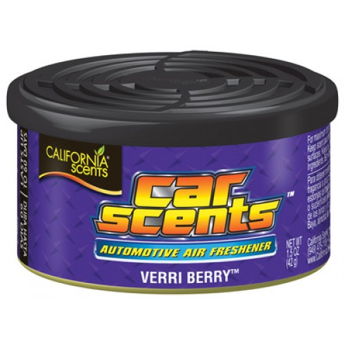 Odorizant Auto California Scents Verri Berry