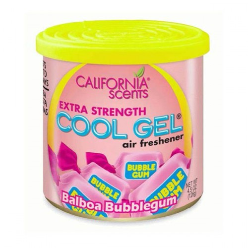 Odorizant Auto California Scents Cool Gel Balboa Bubblegum