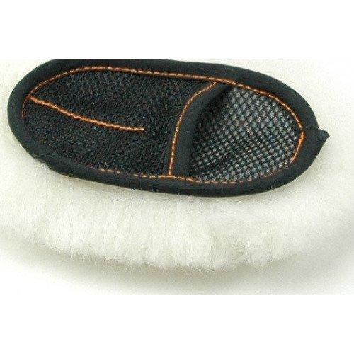 Manusa Spalare Auto Carpro 2 Fingers Wool Wash Mitt