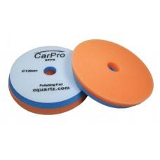 Burete Mediu Polish CarPro, Orange, 150mm