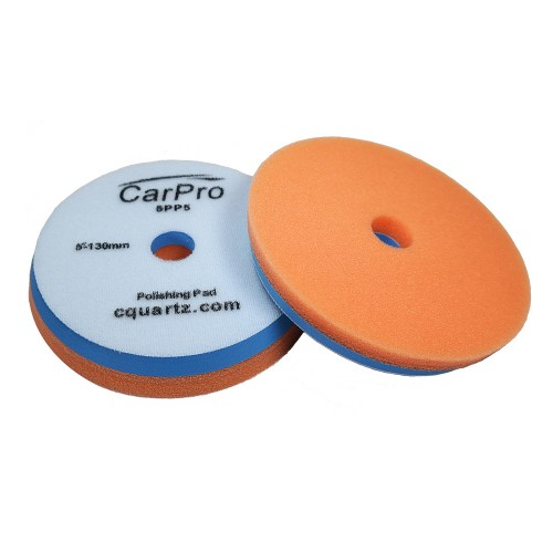 Burete Mediu Polish CarPro, Orange, 130mm