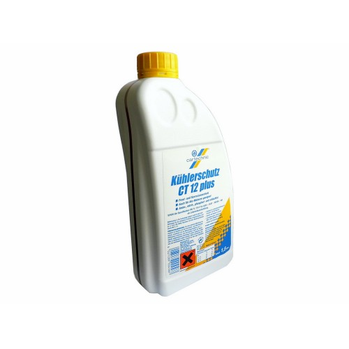 Cartechnic CT12 Plus - Antigel Rosu Concentrat 1.5L