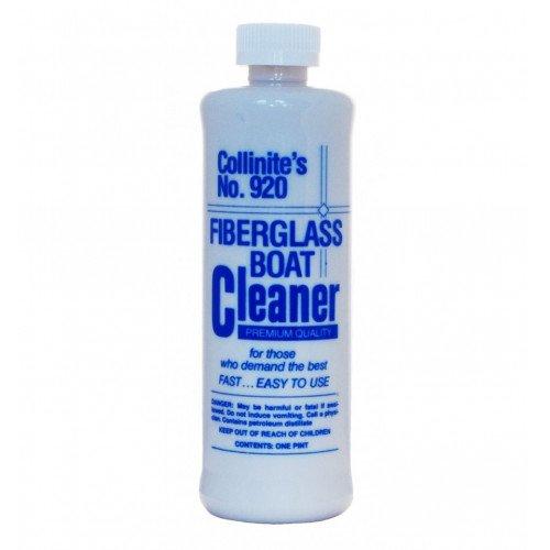 Curatitor Vopsea Ambarcatiuni Collinite 920 Fiberglass Boat Cleaner 473ml