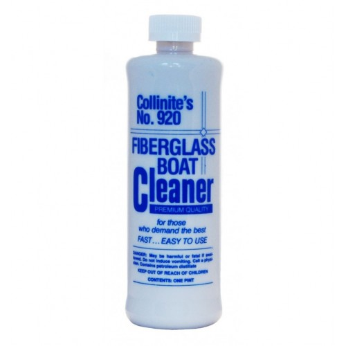 Curatitor Vopsea Ambarcatiuni Collinite 920 Fiberglass Boat Cleaner 473ml