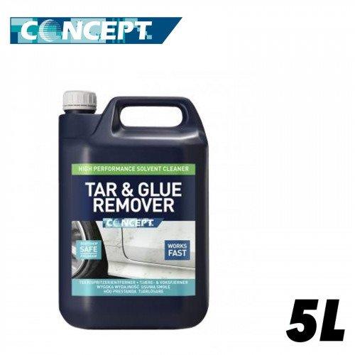 Concept Chemicals Tar & Glue - Solutie Indepartare Bitum 5L