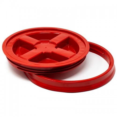 Capac & Garnitura Galeata Spalare Pro Detailing Gamma Seal Lid,Rosu