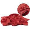 Laveta Microfibre fara Margini Pro Detailing Fluffy 550gsm, 40x40cm, Rosu