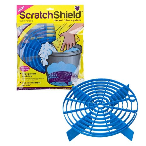 Scratch Shield Blue Grit Guard Reglabil,Albastru