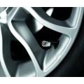 Fiat Valve Caps with Fiat Logo - Set Capace Ventil cu Logo Fiat