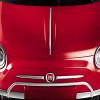 Fiat 500 Chrome Bonnet Line - Ornament Crom Capota