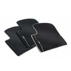 Fiat 500 Mats - Set 4 Covorase Material