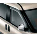 Fiat Doblo Wind Deflectors - Set Paravanturi