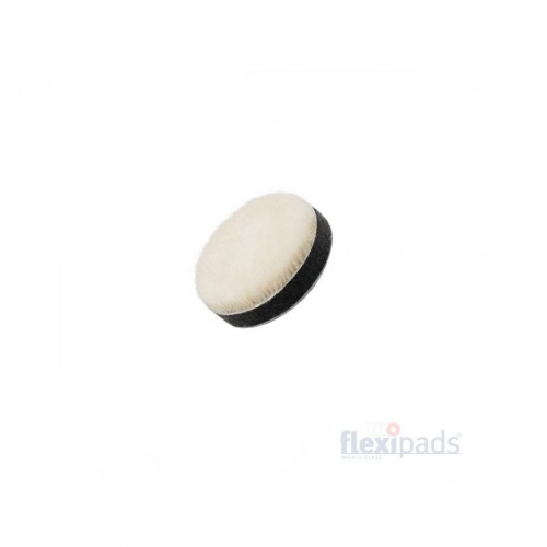Pad Blana Polish Abraziv Flexipads Pro-Wool,55mm,Set 5buc