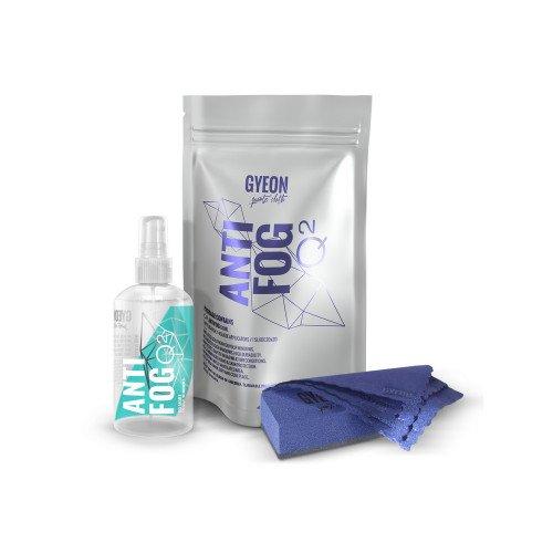 Gyeon Q2 AntiFog 120 ml - Kit Anti-Aburire Geamuri