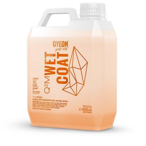 Gyeon Q2M Wetcoat - Sealant Auto 4 litri