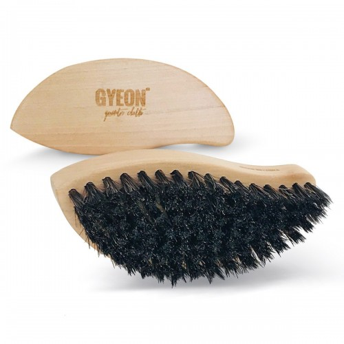 Perie Par Natural Curatare Piele Gyeon Q2M Leather Brush