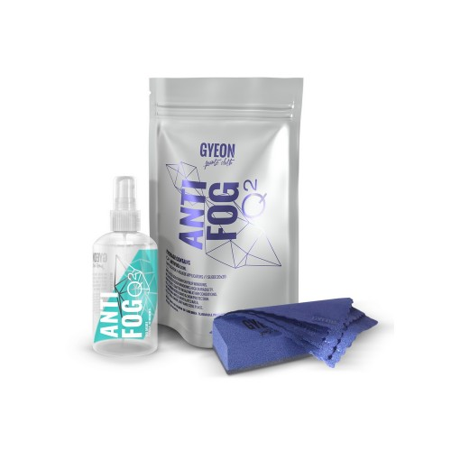 Gyeon Q2 AntiFog 120 ml - Kit Anti-Aburire Geamuri