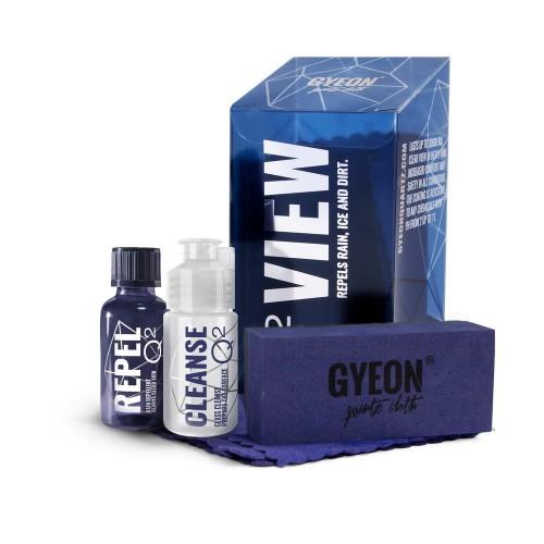 Gyeon Q2 View 2x20 ml Kit - Tratament Hidrofob Parbriz