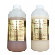 Kit 1L Rejuvinator Oil & Prestine Clean