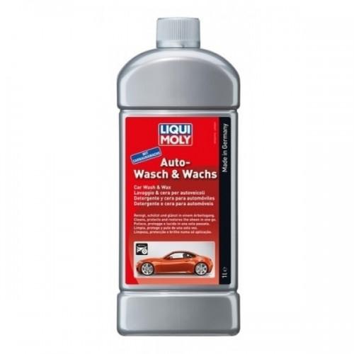 Liqui Moly Auto-Wasch & Wachs - Sampon Auto cu Ceara