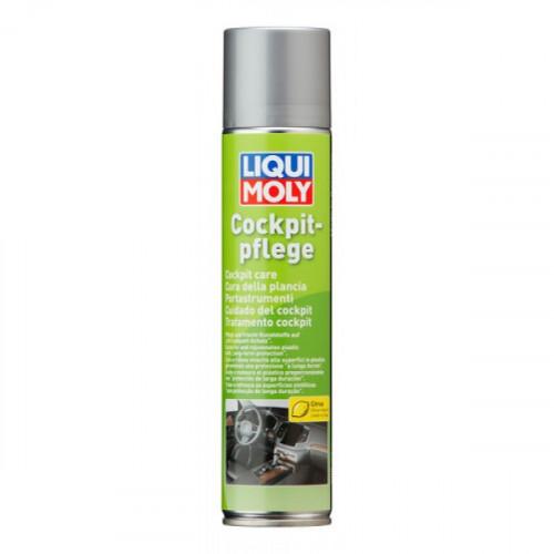 Liqui Moly Cockpit Pflege - Spray Curatare Plastic