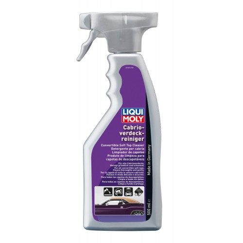 Liqui Moly Convertible Soft Top Cleaner - Curatare Soft Top