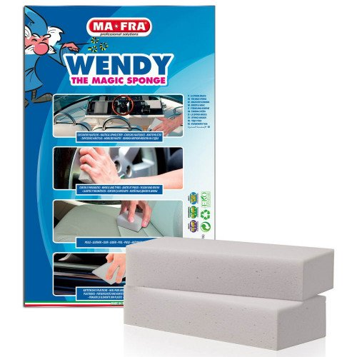 Burete Inlaturare Impuritati Ma-Fra Wendy Magic Sponge, 12 buc