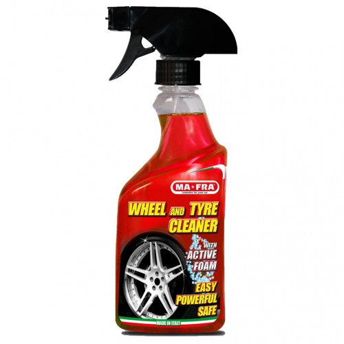 Solutie Curatare Jante si Anvelope Ma-Fra Wheel Tyre, 500ml