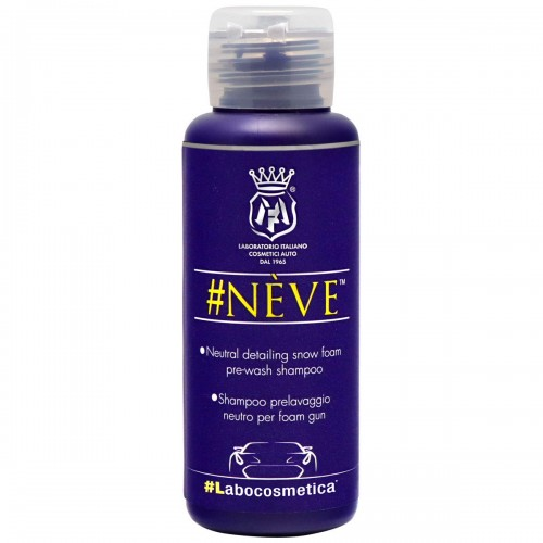 Spuma Prespalare & Sampon Auto pH Neutru Labocosmetica Neve,100ml