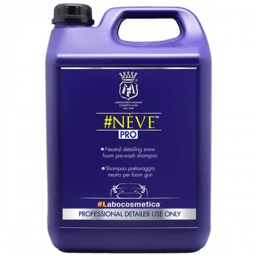 Spuma Prespalare & Sampon Auto pH Neutru Labocosmetica Neve,4.5L