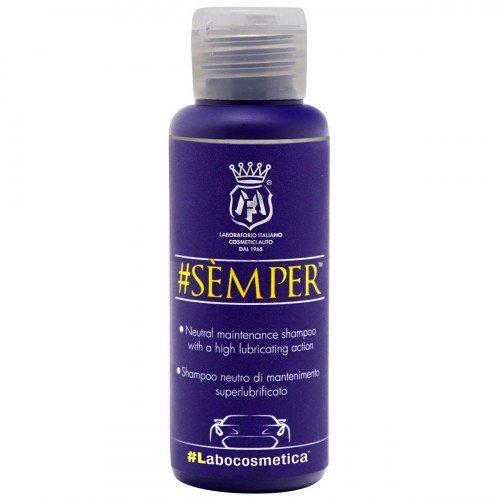Sampon Auto pH Neutru Labocosmetica Semper, 100ml