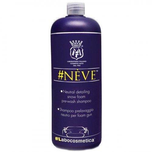 Spuma Prespalare & Sampon Auto pH Neutru Labocosmetica Neve, 1000ml
