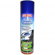 Spuma Curatare Geamuri Ma-Fra Glass Clean & Shine, 500ml