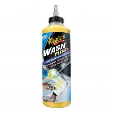 Sampon Auto Meguiar's Wash Plus, 709ml