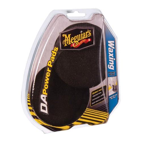 Burete Fin Ceruire Meguiar's DA Waxing Power Pads, 101mm, 2buc