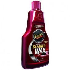 Meguiar's Cleaner Wax Liquid - Curatare Vopsea