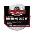 Meguiar's DA Microfiber Finishing Pad - Pad Microfibre Polish 159 mm