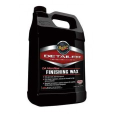 Meguiar's DA Microfiber Finishing Wax D301 - Pasta Polish Finish 3.78L