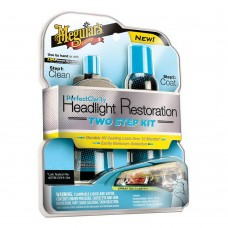 Kit Polish Faruri Meguiar's Perfect Clarity Headlight Restoration