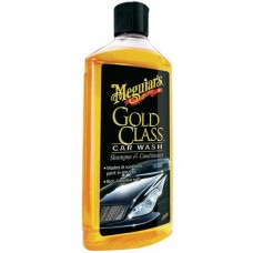 Meguiar's Gold Class Car Wash Shampoo & Conditioner - Sampon Auto 476 ml