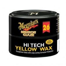 Meguiar's Hi-Tech Yellow Wax - Ceara Auto