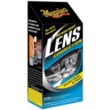 Meguiar's Headlight Lens Correction Kit - Kit Polish Faruri