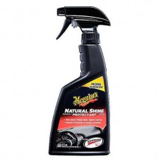 Meguiar's Natural Shine Protectant - Dressing Plastice