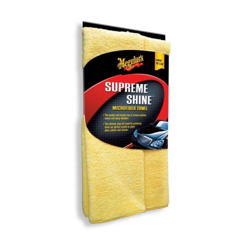 Meguiar's Supreme Shine Microfibre - Set 3 Prosoape Microfibre