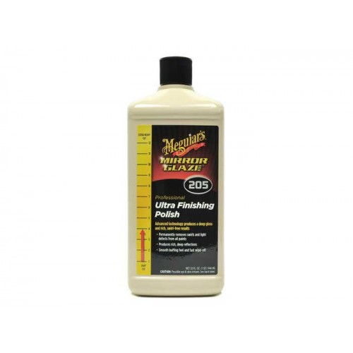 Meguiars Ultra Finishing Polish M205 - Polish Auto Finish