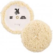 "Blana Polish Abraziv Meguiar's Soft Buff Rotary Wool Pad 8"""