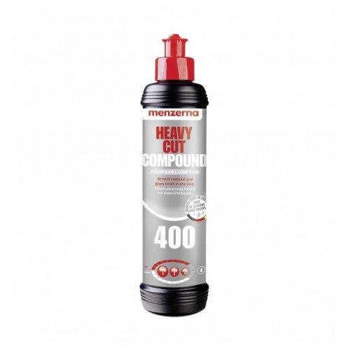 Menzerna Heavy Cut Compound 400 - Pasta Abraziva Polish 250ml