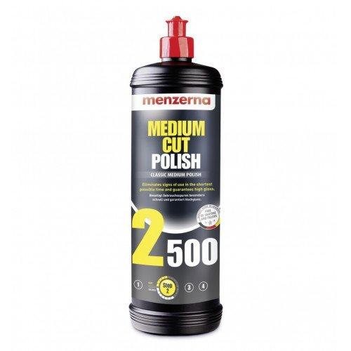 Menzerna Medium Cut Polish 2500 - Pasta Polish Mediu 1L