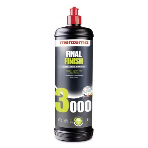 Menzerna Final Finish 3000 - Pasta Fina Polish,1L